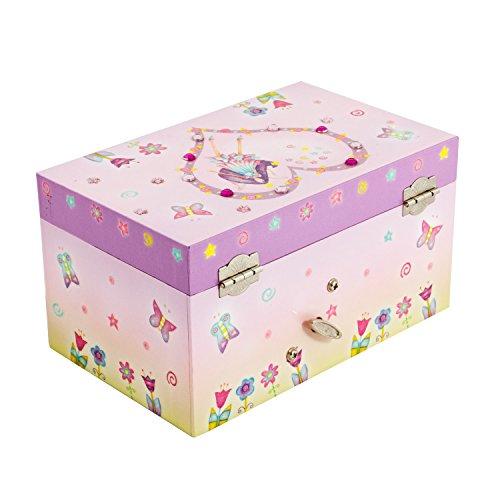 Fee Schmuckkästchen - Rosa Spieluhr für Kinder - Lucy Locket - 4