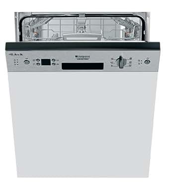 Hotpoint-Ariston LLK 7M121 X EU Semi intégré 14places A++ Blanc - lave-vaisselles (Semi intégré, A, A++, Blanc, boutons, Rotatif, Économie, Rapide)