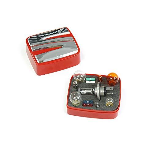 Seat 000052004C Glühlampenbox H4 Glühlampe Leuchtmittel Sicherung 13-teilig