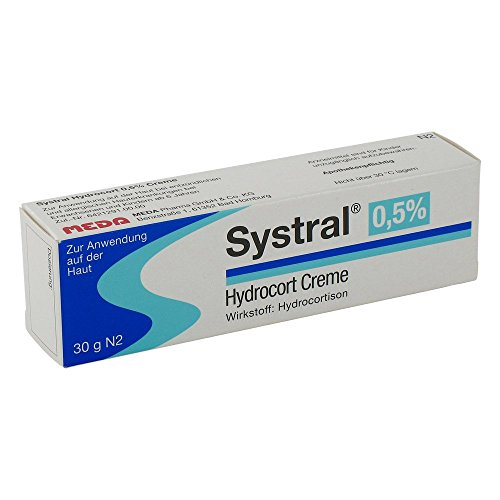 Systral Hydrocort 0,5% Creme 30 g