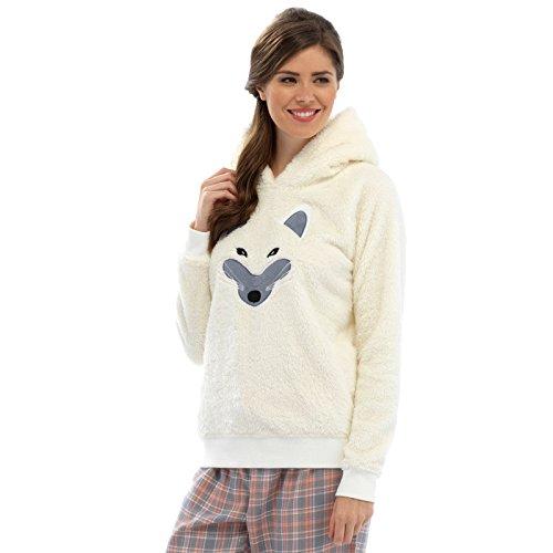 Foxbury - Haut de pyjama - Femme Ecru - Cream Fox