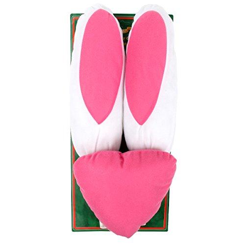 Evilandat Auto Fahrzeug Dekoration Ostern Bunny Kostüm Ohren und (Kostüme Bunny Nase)