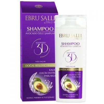 Aguacate aceite Champú para rápido grasa Extremo