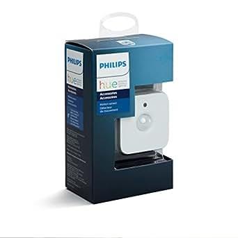 Philips 464602 Plastic Hue Motion Sensor (White)