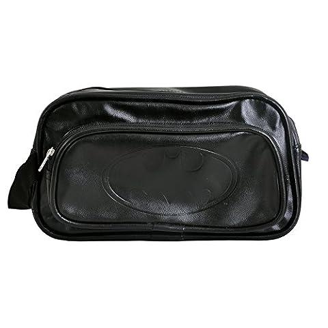 Batman - Embossed Logo Wash Bag