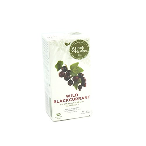 Heath & Heather - Invigorating - Wild Blackcurrant - 50g (Case of 12)