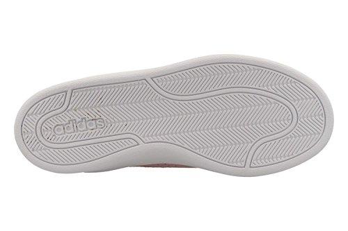 adidas CF Advantage CL W, Chaussures de Running Femme Rose (Aero Pink S18/aero Pink S18/ftwr White Aero Pink S18/aero Pink S18/ftwr White)