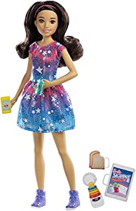 Barbie FXG93 Skipper Babysitters INC Doll and Accessories, Multi-Colour