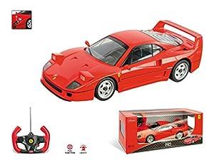 Mondo-Ferrari F40Vehículo teledirigido Escala 1: 14, Color Rojo, 1899-12-31t0100.000z, 63547