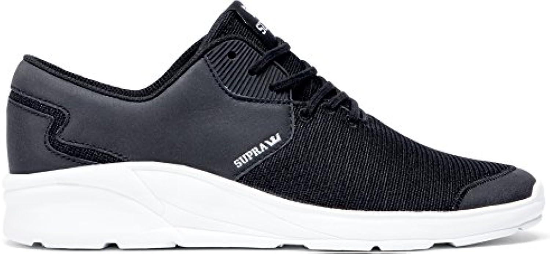 Supra Men's Noiz Trainers Black Size: BLACK Black Size: Black 8 7de2ab