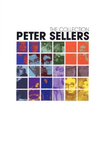 Bild von Peter Sellers Collection (4-DVDs inkl. 6-seitiges Booklet)