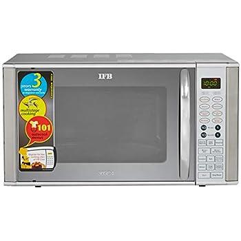 Ifb 25 L Convection Microwave Oven 25bcs1 Black Amazon