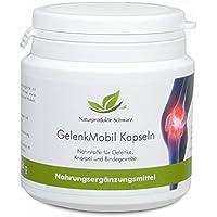 Naturprodukte Schwarz – Gelenk Mobil Kapseln mit Glucosamin und Chondroitin, 135 st. preisvergleich bei billige-tabletten.eu