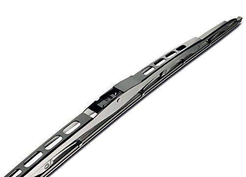 Spazzola lama 28 cm per tergicristallo lunotto posteriore per auto Aerzetix