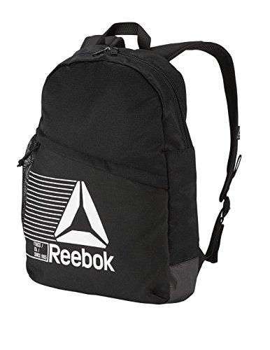 Reebok ce0926, mochila unisex–adulto, Negro, talla única