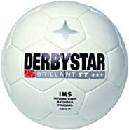 Derbystar voetbal briljant TT, trainingsbal maat 4-5 (420 g)