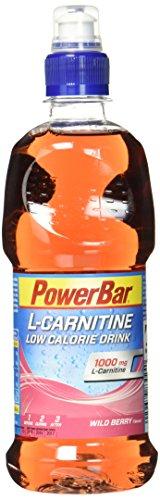 POWERBAR® L-Carnitine L-Carnitine Drink (12x500ml) Wildberry -