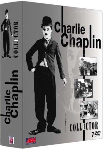 Coffret charlie chaplin : 20 h de court-metrages ; le kid ; le roman comique de charlot et lolotte [FR Import] (Kid Chaplin Charlie The)
