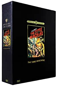 The Time Machine (Deluxe Box) [DVD]