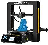ELEGOO NEPTUNE Impresora 3D FDM Impresora 3D Pleno Metal Prusa i3 Tamaño de Impresión 205 * 205 *...