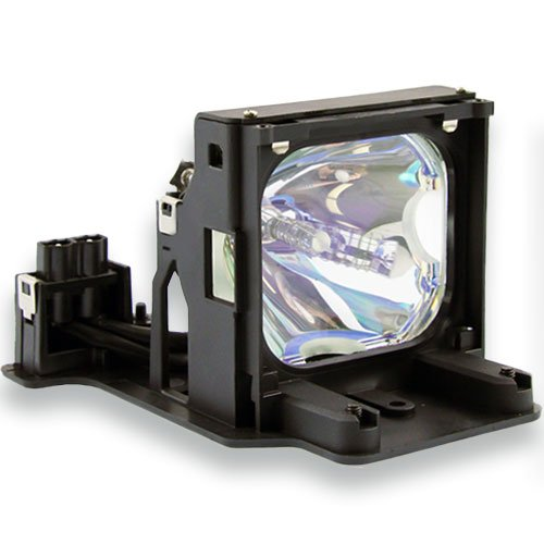Ask Compatible C410, C420, SP-LAMP-012 Projector Lamp with Housing Ask Sp-lamp