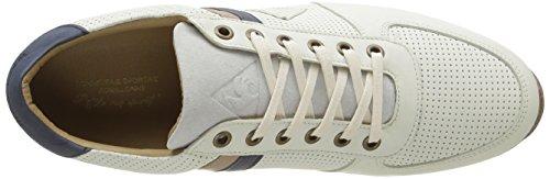 Le Coq Sportif Herren Falain Low Sneakers Weiß (Marshmallow)