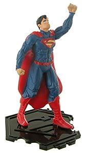 Figuras de la liga de la justicia - Figura Superman vuelo - 9 cm - DC comics - Justice league - liga de la justicia (Comansi Y99194)