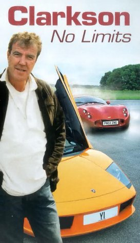 Preisvergleich Produktbild Jeremy Clarkson - No Limits [VHS]