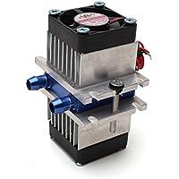 LaDicha Bricolaje Termoeléctrico Peltier Refrigeración Sistema De Refrigeración + ...