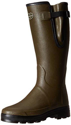 Le Chameau Le Chameau Vierzonord Mens Wellington Boots, Herren Stiefel Chameau (Le Chameau-herren-stiefel)