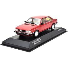 Audi 100 - 1979 - Rojo Metalizado 1 : 43