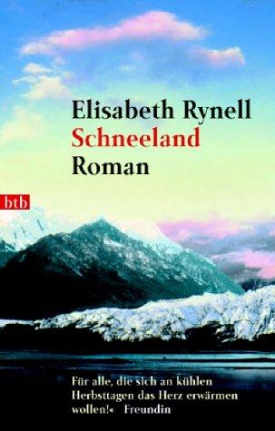 Buchseite und Rezensionen zu 'Schneeland: Roman' von Elisabeth Rynell