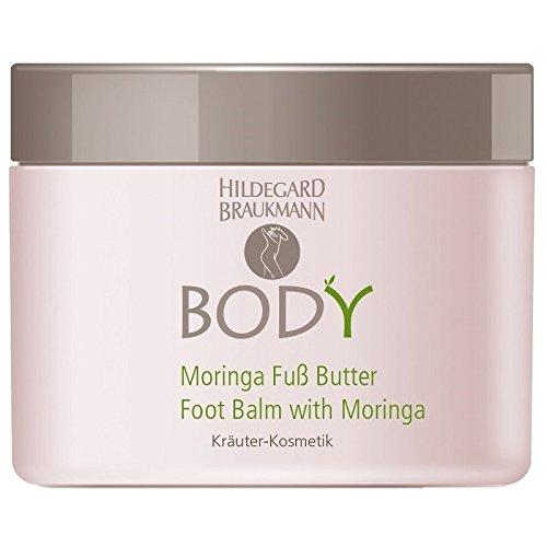 Fuß Butter (Hildegard Braukmann Body Moringa Fuß Butter 100 ml)