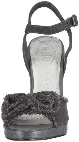 edc by ESPRIT RABEA SANDAL T49520 Damen Sandalen/Fashion-Sandalen Blau/dark midnight navy