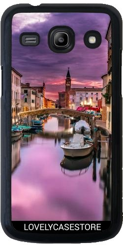 hulle-fur-samsung-galaxy-core-plus-sm-g350-canal-visit-venedig-italien-boot-lagune-gondole