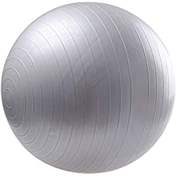 Panamami Deportes no tóxicos Bolas de Yoga Bola Pilates Fitness Gimnasio Equilibrio Fitball Ejercicio Pilates Entrenamiento Bola de Masaje