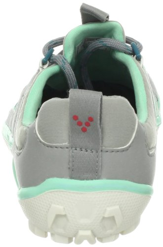 Vivo Barefoot VivoBarefoot Breatho Trail L, Chaussures de Running Compétition Femme Gris - gris