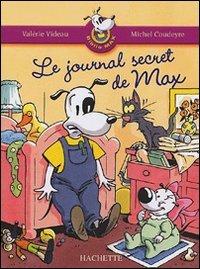Le journal secret de Max par Valerie Videau