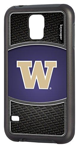 Keyscaper Handy Schutzhülle für Samsung Galaxy S5-Washington Huskies Washington Huskies Handy