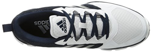 Adidas Performance Speed â??â??Trainer 2 Formazione scarpe, nero / carbonio metallizzato / Oro colle White-Navy-Carbon Met