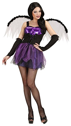 Gotische Fee Sexy Damen Kostüm Halloween Damen S - 36/38 (Tierische Ideen Für Kostüme)