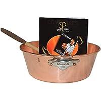 Mauviel Mauviel1830–4513.01–especial–Barreño para mermelada para Gourmand cobre