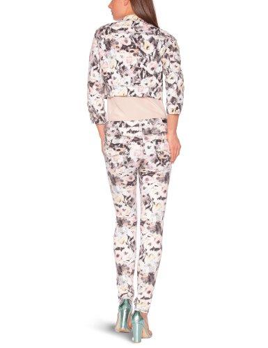 Lee - Blouson - Femme Multicolore (Frozen Flowers)