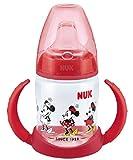 NUK First Choice 150ml Trinklernflasche Disney Mickey mit Soft-Trinktülle aus Silikon, von 6 bis 18 Monate - 3
