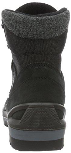 Lowa Isarco Ii Gtx Mid, Chaussures de Randonnée Hautes Homme, Schwarz, Taille Unique Noir (schwarz)