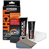 QUIXX Koplampen restauratieset | koplampreparatieset | koplamp polish | koplampvoorbereiding set