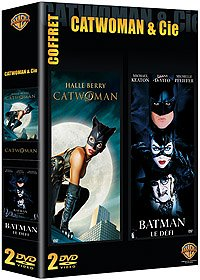ie 2 DVD : Catwoman / Batman, le défi [FR Import] ()