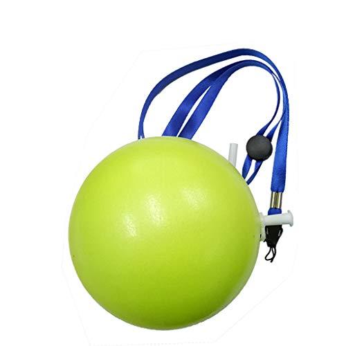 MA87 1x Aufblasbare Tour Striker Smart Ball Golf Trainingshilfe für Anfänger/Instruktoren -