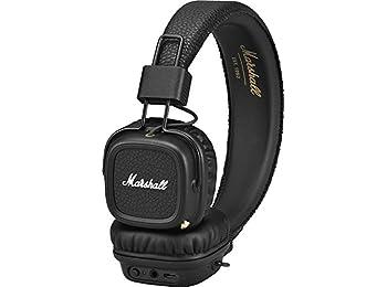 Marshall Major II BT Mikrofonlu Kulak Üstü Kulaklık Siyah