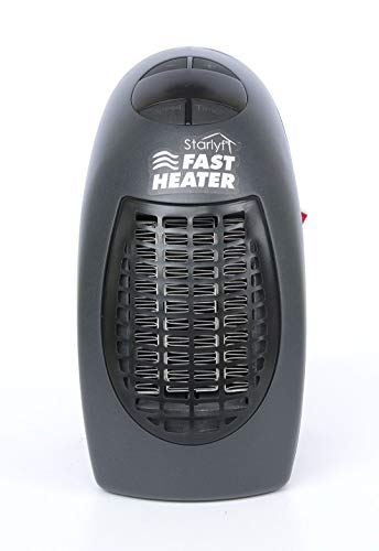 Fast Heater Visto TV Calefactor Cerámico 400W Calentador
